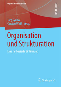 Cover_Organisation und Strukturation_klein
